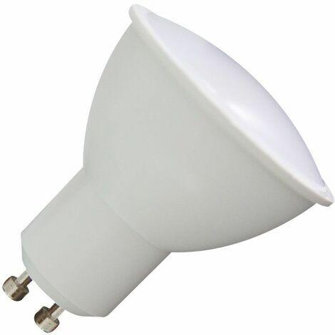 Ampoule Led GU10 7W Blanc Neutre 4000K eq. 50W Halogène 120° Dimmable