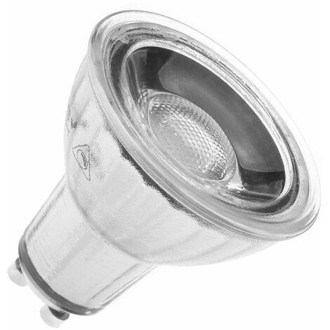 Ampoule LED GU10 Dimmable COB Cristal 45º 7W