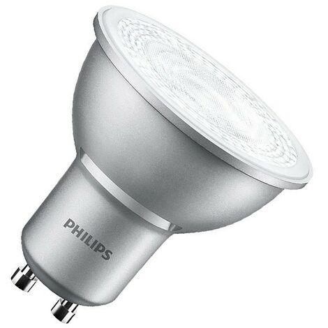 Ampoule LED GU10 Dimmable MASTER spotMV Dimmable 4.3W 40° Blanc Neutre 4000K