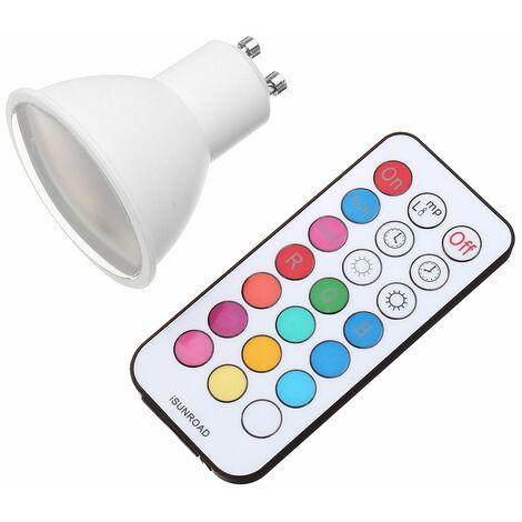 Ampoule LED GU10 Dimmable RGBW Ampoule LED Smart Home (GU10)