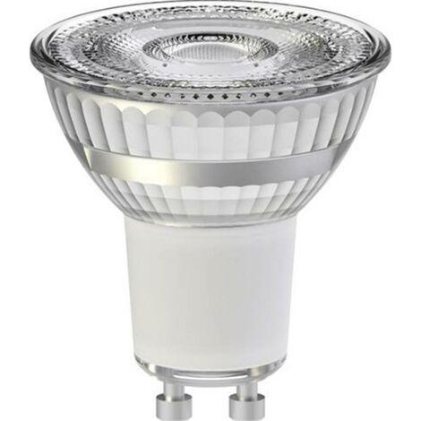 Ampoule LED GU10 LightMe LM85110 5 W = 52 W blanc froid (Ø x L) 50 mm x 55 mm 1 pc(s)