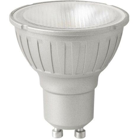 Ampoule LED GU10 Megaman MM26442 5.5 W = 50 W blanc chaud (Ø x L) 50 mm x 57 mm 1 pc(s)