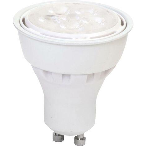 Ampoule LED GU10 Müller Licht 400129 6.5 W = 50 W blanc chaud (Ø x L) 50 mm x 55 mm 1 pc(s)