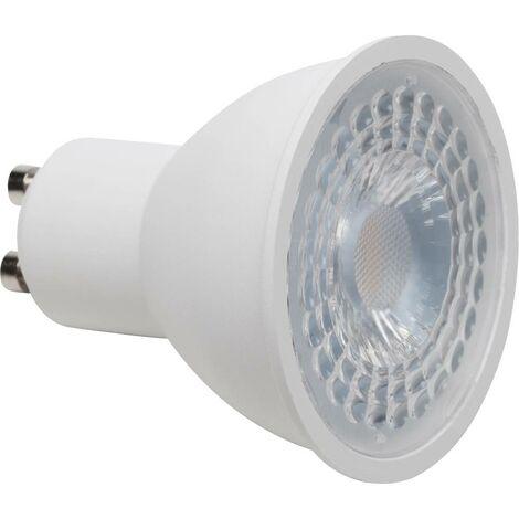 Ampoule LED GU10 Müller Licht 400285 6.5 W blanc chaud (Ø x L) 50 mm x 55 mm 1 pc(s)