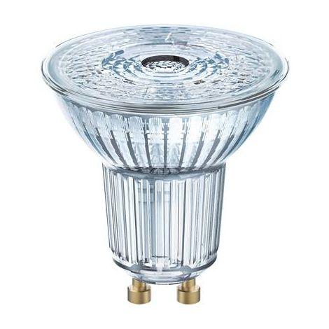 Ampoule LED GU10 OSRAM 4052899451735 4.30 W = 50 W blanc chaud (Ø x L) 51 mm x 55 mm 1 pc(s)