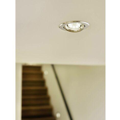 Ampoule LED GU10 Philips Lighting 8718696582633 3.5 W = 35 W blanc chaud (Ø x L) 50 mm x 53 mm 2 pc(s)