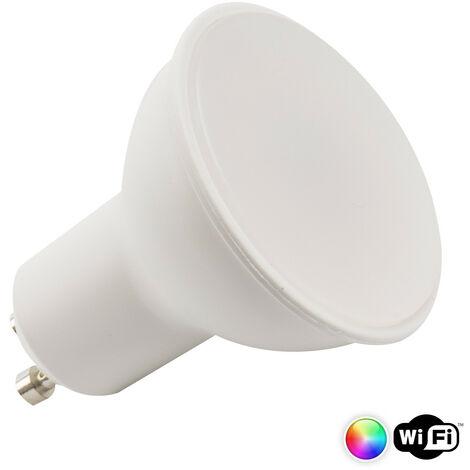 Ampoule LED GU10 Smart WiFi Dimmable RGBW 4W RGBW - RGBW
