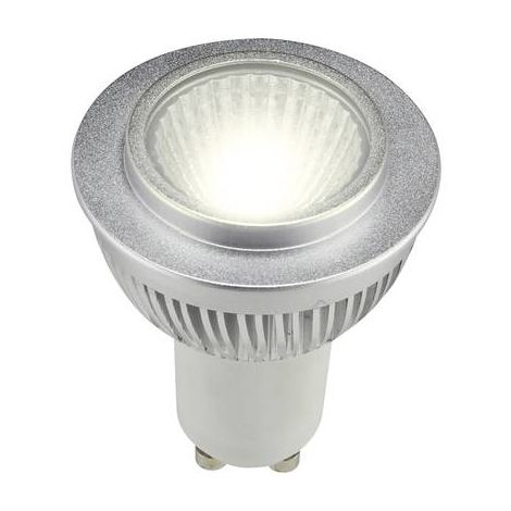 Ampoule LED GU10 Sygonix 8632c98a 4 W = 25 W blanc chaud (Ø x L) 49.20 mm x 64.50 mm 1 pc(s)
