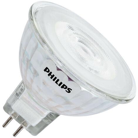 Ampoule LED GU5.3 MR16 Dimmable 12V SpotVLE 7W 36º