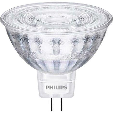 Ampoule LED GU5.3 Philips Lighting 929001344058 3 W = 20 W blanc chaud (Ø x L) 51 mm x 46 mm 1 pc(s)
