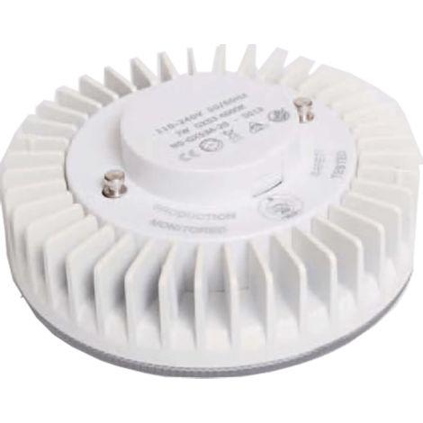 Ampoule LED - GX53 - 10W - 105° - 1200lm