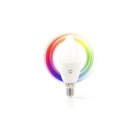 AMPOULE LED INTELLIGENTE WI-FI | PLEINE COULEUR ET BLANC CHAUD | E14 NEDIS