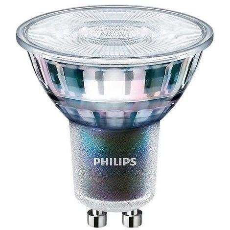 Ampoule LED MAS LED ExpertColor 5.5-50W GU10 927 25D - Philips