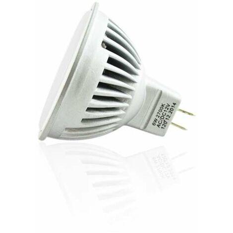 """main image of """"Ampoule LED MR16 6W éclairage 50W - Blanc Naturel 4100K"""""""
