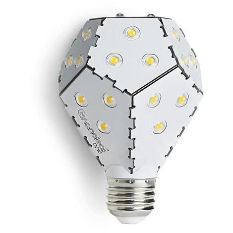 Dimmable Interrupteur Incandescence Blanche10 Ampoule LmE273 Nanoleaf Avec 83 W W1200 Bloom Simple Led Équivalence Un uZTPXwOik