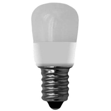 Ampoule LED pour réfrigérateur 1,5w 230vac E14 Blanc 140150