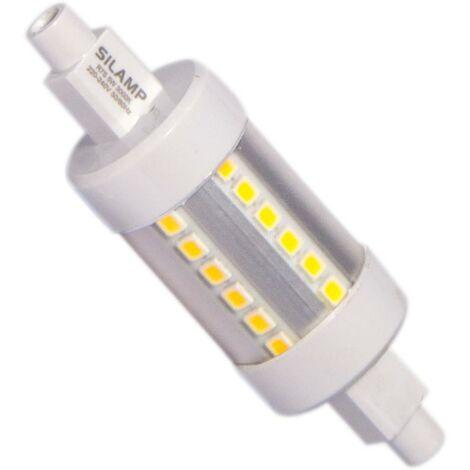 Ampoule LED R7S 78mm 5W 220V SMD2835 36LED 360