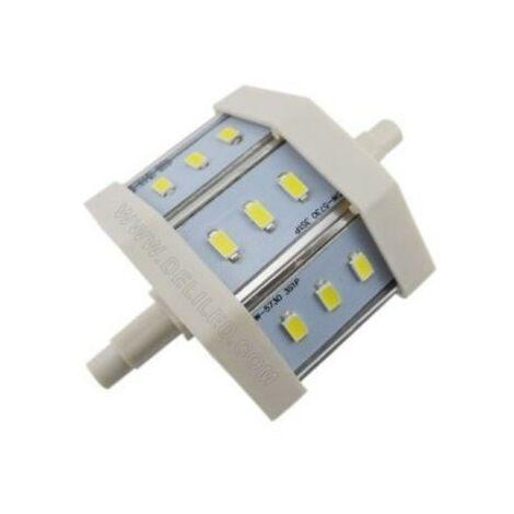 Ampoule LED R7S - 78mm - 5W - SMD