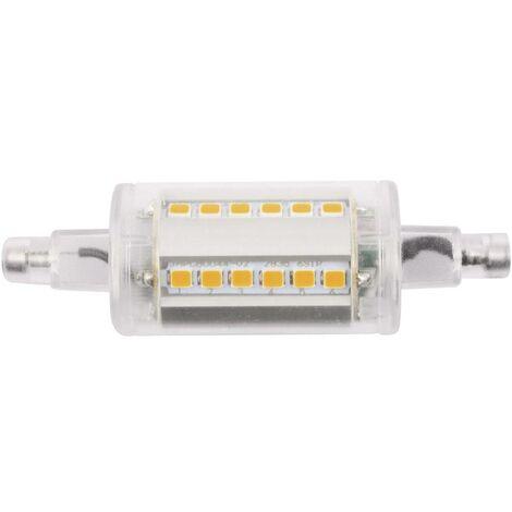 Ampoule LED R7s LightMe LM85118 4.5 W blanc chaud (Ø x L) 24 mm x 78 mm 1 pc(s)