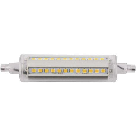 Ampoule LED R7s LightMe LM85119 8 W blanc chaud (Ø x L) 24 mm x 118 mm 1 pc(s)