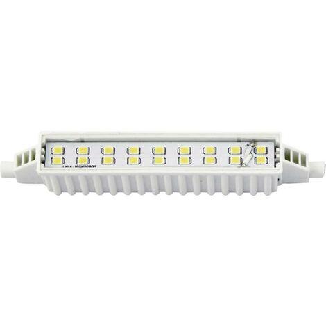Ampoule LED R7s LightMe LM85120 6 W blanc chaud (Ø x L) 16.50 mm x 118 mm 1 pc(s)