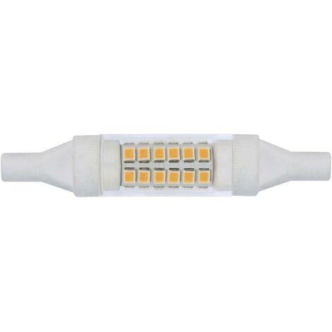 Ampoule LED R7s LightMe LM85152 5 W blanc chaud (Ø x L) 15 mm x 78 mm 1 pc(s)