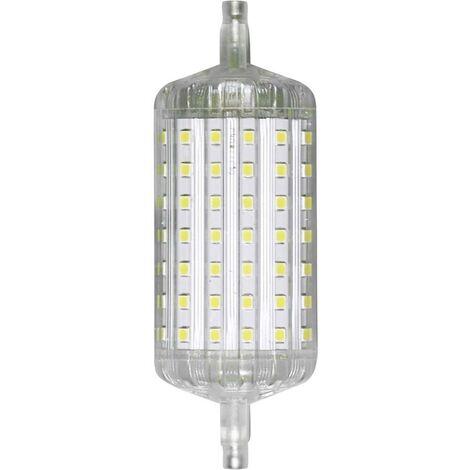 Ampoule LED R7s LightMe LM85155 10 W blanc chaud (Ø x L) 42 mm x 118 mm 1 pc(s)