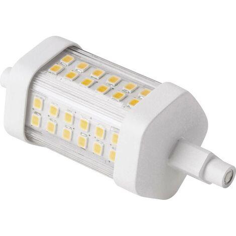 Ampoule LED R7s Megaman MM49052 8 W = 75 W blanc chaud (Ø x L) 31 mm x 78 mm 1 pc(s)