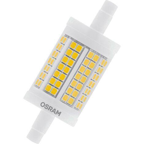 Ampoule LED R7s OSRAM 4058075138506 11.5 W = 100 W blanc chaud (Ø x L) 28 mm x 78 mm 1 pc(s)