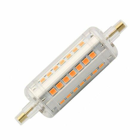 Ampoule LED R7S Slim 78mm 5W