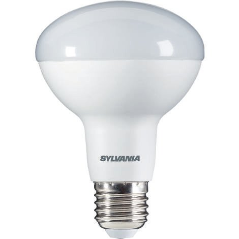 Ampoule LED R80 V2 E27 9W 806lm 3000K