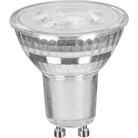 Ampoule LED réflecteur GU10 3 W = 35 W blanc chaud X041651