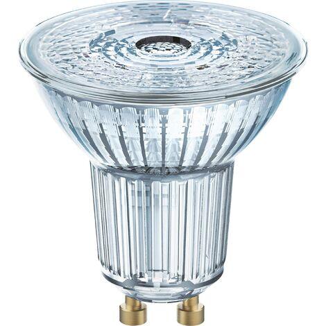 Ampoule LED réflecteur GU10 4.30 W = 50 W blanc chaud D619841