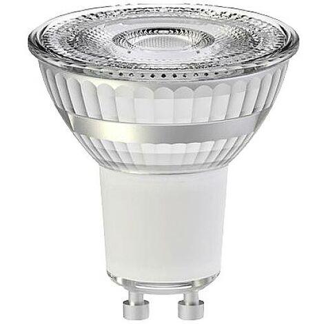 Ampoule LED réflecteur GU10 4.5 W = 50 W blanc chaud Y633671