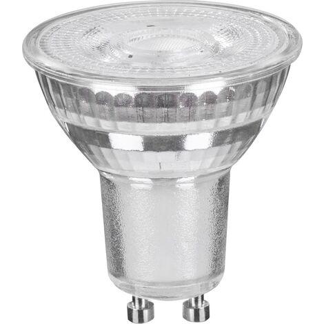 Ampoule LED réflecteur GU10 6.5 W = 65 W blanc chaud X041431