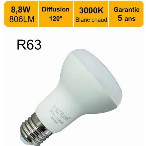 Ampoule LED réflecteur R63E277W (equiv. 45W) 560Lm 3000K