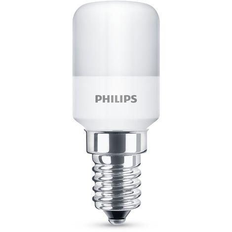 Ampoule LED réfrigérateur E14 Philips - 136 Lumens - 1,7 W - Blanc chaud