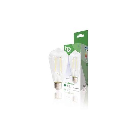 AMPOULE LED RETRO FILAMENT E27 ST64 4.4 W 470 LM 2700 K HQ