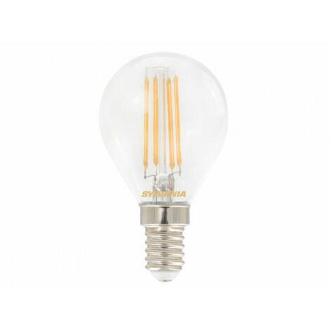 Ampoule led SPH E14 827 4,5W = 40W Cla fil SYLVANIA