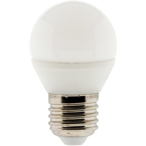 Ampoule LED Sphérique 5W E27 400lm 4000K