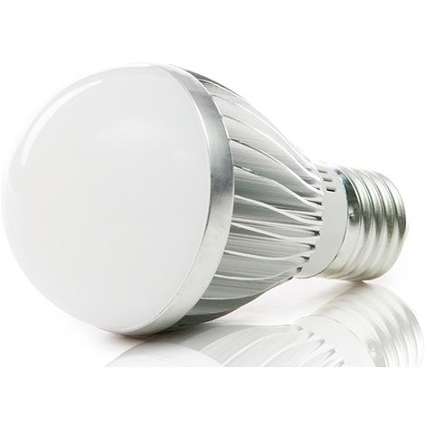 Ampoule LED Sphérique E27 7W 630Lm 30.000H