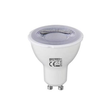 Ampoule LED spot 6W (Eq. 50W) GU10 3000K compatible variateur