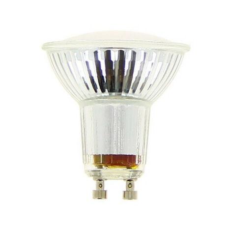 Ampoule LED spot, culot GU10, 4.5W cons. (35W eq.), lumière blanc chaud | Xanlite
