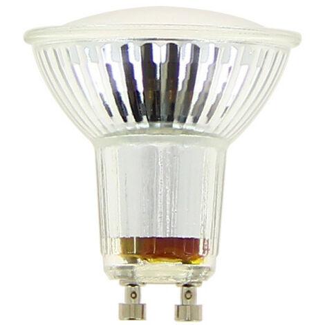 Ampoule LED spot, culot GU10, 5,6W cons. (50W eq.), lumière blanc neutre | Xanlite