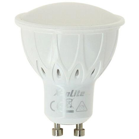 Ampoule LED spot, culot GU10, 6,5W cons. (50W eq.), couleur de lumière variable | Xanlite