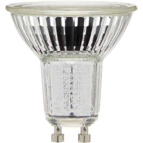 Ampoule LED (Spot), culot GU10, conso. 5,5W (eq. 50W), 345 lumens, blanc neutre | Xanlite