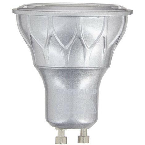 Ampoule LED (Spot), culot GU10, conso. 7,2W (eq. 50W), 345 lumens, blanc chaud | Xanlite