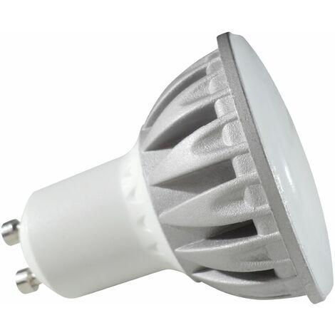 Ampoule Led Spot GU10 7W Blanc Chaud 3000K - Rendu Environ 55W Halogène 500 lumens