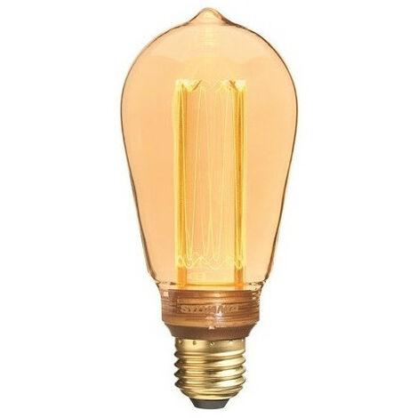 Toledo E27 St64 Ampoule Mirage Led 5w 125lm 2 eWYEH9ID2