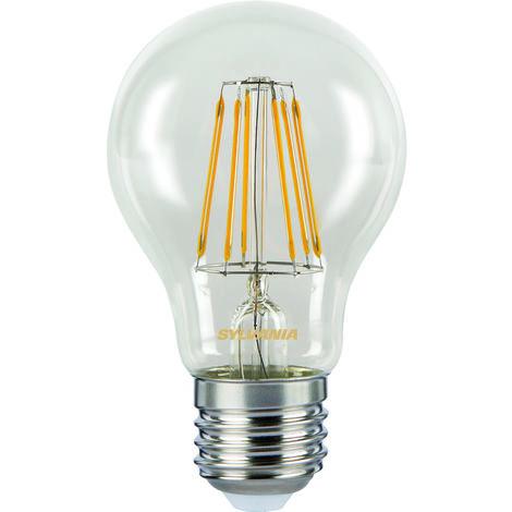 Ampoule LED standard A60 rétro E27 7W 806lm 4000K